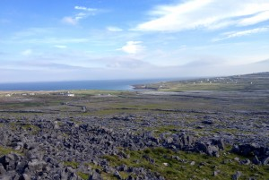 Dun Aonghusa view Inishmore Aran Islands Galway Ireland