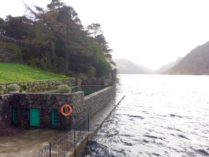 Glenveagh National Park swimming pool donegal ireland
