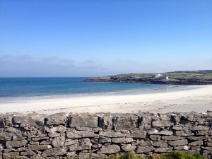 Kilmurvey Beach Aran Islands Galway Ireland