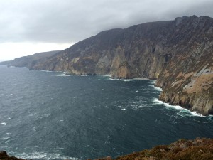 Slieve league Cliffs Donegal Ireland Wild Atlantic Way