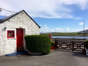 Austies Bar Restaurant Rosses Point Sligo Ireland Wild Atlantic Way