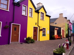 West Cork Ardgroom Wild Atlantic Way Ring of Beara Ireland village