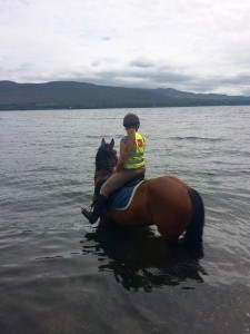 Horse riding Blackwater Stables Ring of Kerry Ireland Wild Atlantic Way