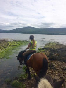 Horse riding Blackwater Stables Ring of Kerry Wild Atlantic Way Ireland