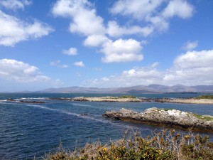 Lehid Harbour Tuosist Kenmare Kerry Ireland Wild Atlantic Way Ring of Beara