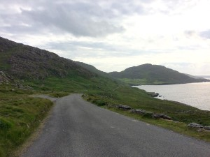 Eyeries Allihies road west Cork Wild Atlantic Way Ring of Beara Ireland