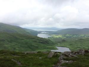 Gleninchaquin Kenmare Kerry Ring of Beara Wild Atlantic Way Ireland