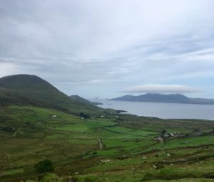 Ballinskelligs bay from near Coomakista pass Kerry Way Waterville - Caherdaniel Wild Atlantic Way Ireland