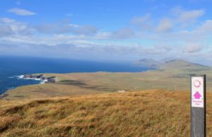 Bray Head looped walk Valentia island Kerry Ireland Wild Atlantic Way