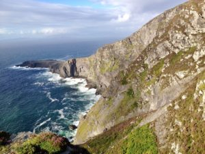 Fogher cliffs Geokaun Valentia Wild Atlantic Way Ireland