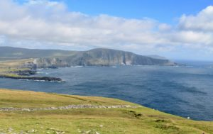 Kerry Cliffs from Bray head Valentia Island Kerry Wild atlantic Way