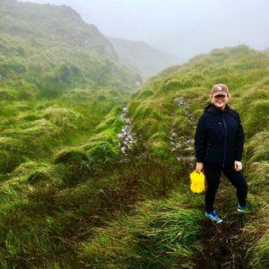 Sneem to Staigue Kerry Way walking trail Wild Atlantic Way Ireland