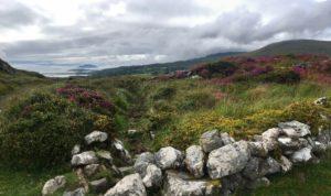Kerry way walking trail Staigue to Caherdaniel Wild Atlantic Way Ireland