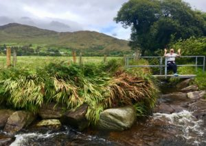 Staigue to Caherdaniel stage Kerry way walking trail Wild Atlantic Way Ireland Mountainss great outdoors