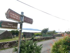 Kerry Way waymarked trail walk Waterville Caherdaniel Wild Atlantic Way Ireland