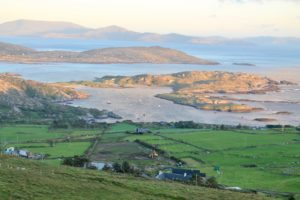 Derrynane bay Wild Atlantic Way Kerry Ireland