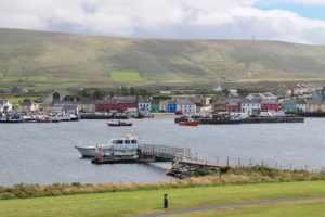 Portmagee village Kerry Ireland Wild atlantic Way Skelligs Ring