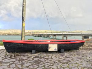 The Ferry boat Portmagee Kerry Ireland Wild Atlantic Way Skelligs Ring