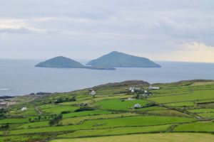 Scarriff Deenish islands Derrynane Kerry Ireland