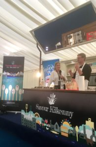 Steve Lamb River Cottage Butchery at Savour Kilkenny 2017 Ireland