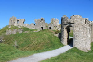 Rock of dunamaise entrance irelands Ancient east