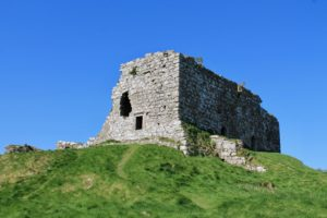 the great hall rock of dunamaise Laois Irelands ancient east