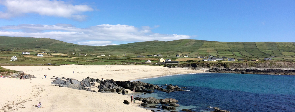 Ballydonegan beach Allihies west cork beara peninsula Wild atlantic Way Ireland