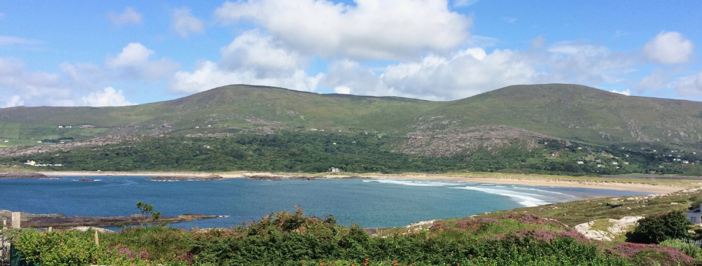Derrynane Bay Derrynane House Kerry Wild Atlantic Way Iveragh Penninsula Ireland Waht to do in Kerry Do not miss!