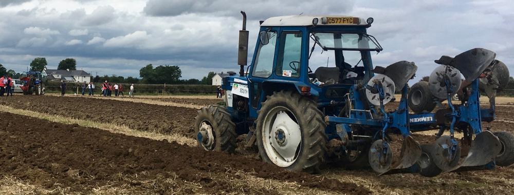 National Ploughing championships 2017 NPA Tullamore Offaly Screggan