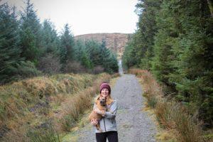 Caitriona Bolger Moylussa Eat & Explore walks Ireland Clare