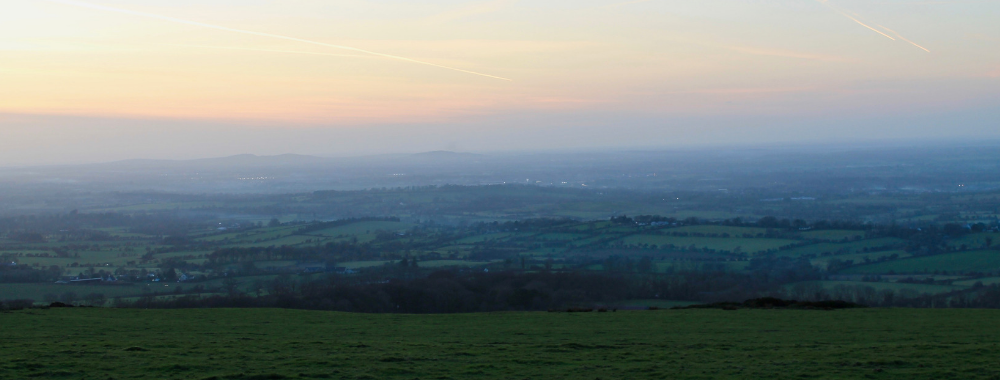 Featured image Cupidstown Hill Kilteel co Kildare Highest point County top Ireland Ireland's ancient east