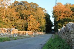 The totower bridge on Tower road,Ballyrafton Kilkenny