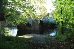 Tower bridge Ballyrafton woods Kilkenny